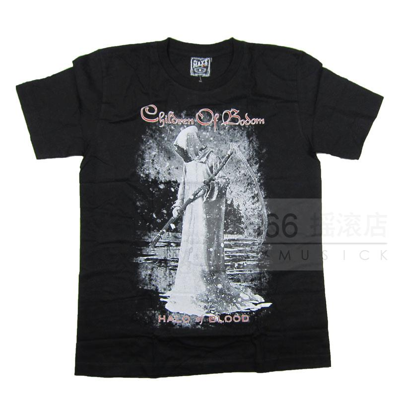 CHILDREN OF BODOM - Halo Of Blood (TS-XL) TTR1704