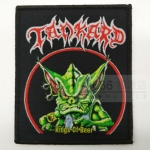 TANKARD 官方进口原版 King of Beer (Woven Patch)