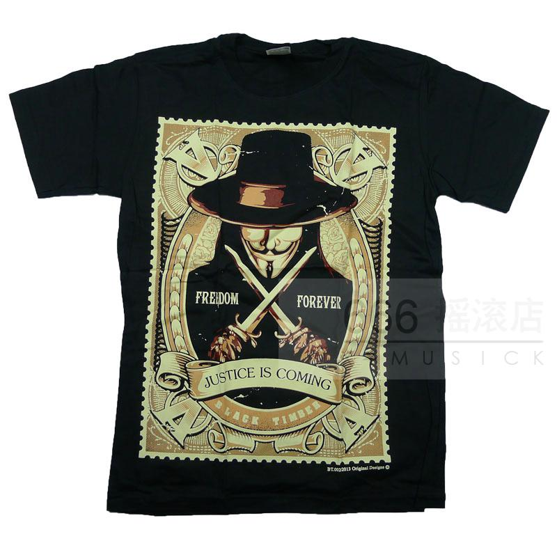V FOR VENDETTA - V字仇杀队(TS-S)TTN 1704