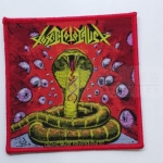 TOXIC HOLOCAUST 官方进口原版 Chemistry of Consciousness (Woven Patch)