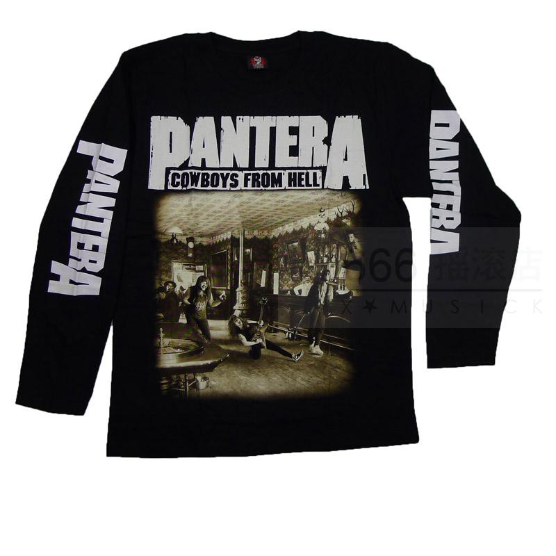 PANTERA - Cowboy From Hell (LS-S) TTL1910