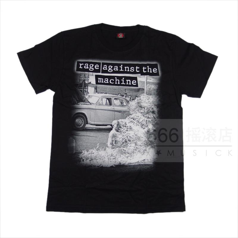RAGE AGAINST THE MACHINE - Burn (TS-M) TTH1908