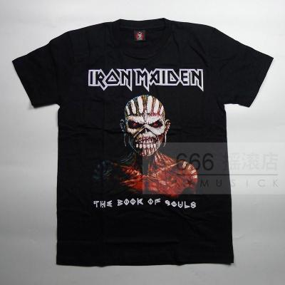 IRON MAIDEN - Book of Souls (TS-S) TTH2004