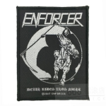 ENFORCER 官方进口原版 Death Rides This Night (Woven Patch)