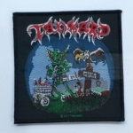 TANKARD 官方进口原版 One Foot In Hell (Woven Patch)