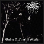 DARKTHRONE 官方原版 Under A Funeral Moon (Woven Patch)