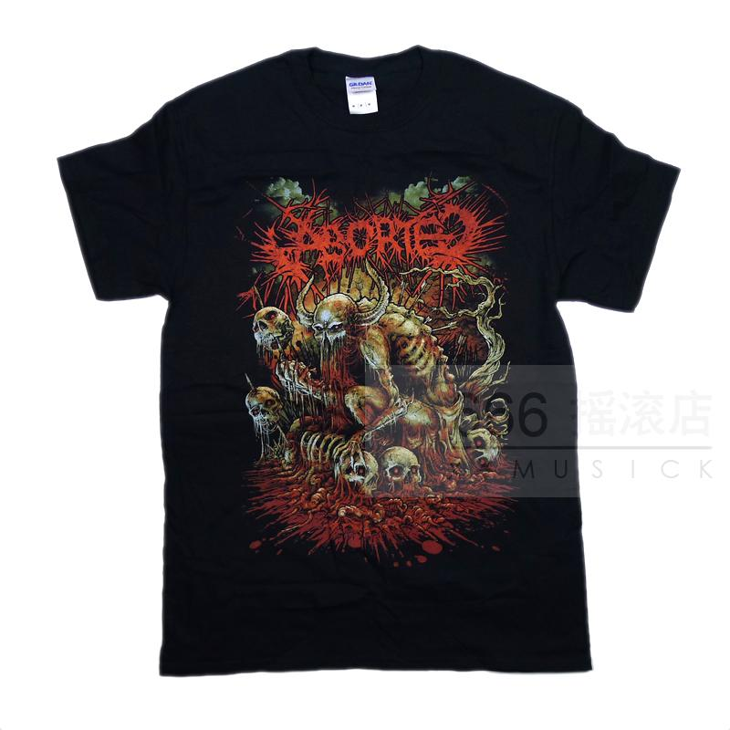 ABORTED 官方原版 God Machine(TS-L)