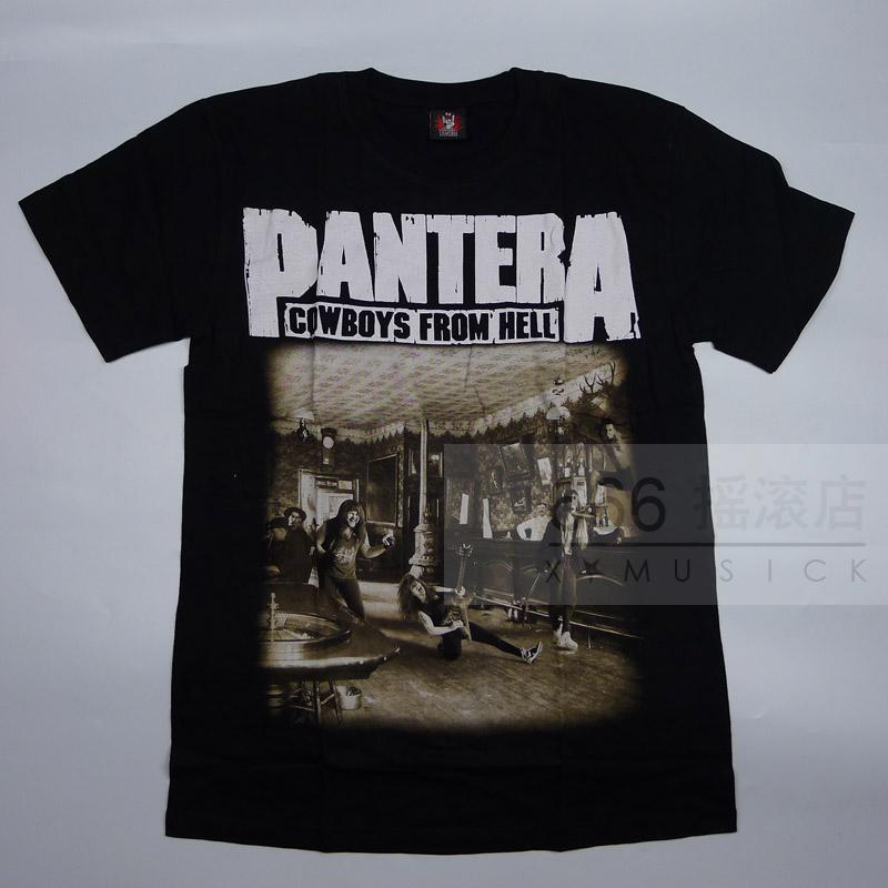 PANTERA - Cowboys From Hell (TS-XL) TTH1910