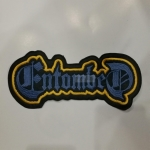 ENTOMBED - Logo 大标 (Embroidered Patch)