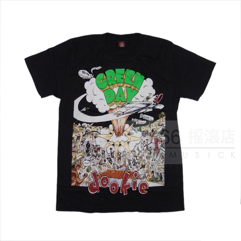 GREEN DAY - Dookie (TS-M) TTH1908