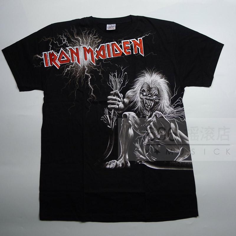 IRON MAIDEN - A Real Live One (TS-M)TTO1604