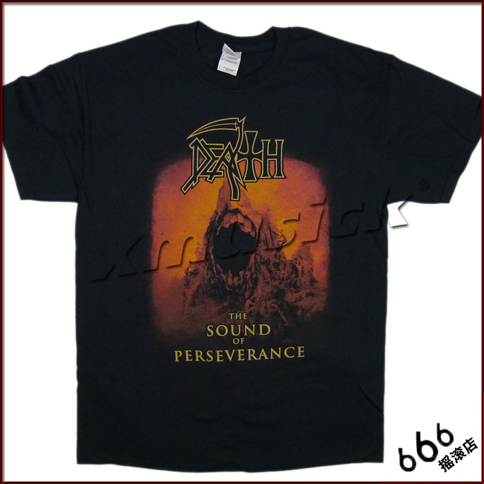 DEATH 官方原版 The Sound of Perseverance (TS-L)