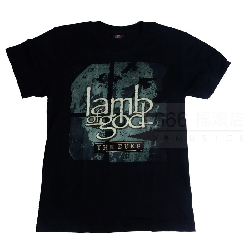 LAMB OF GOD - The Duke (TS-S) TTH1806