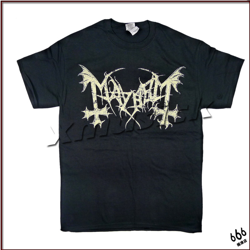 MAYHEM 官方原版 No Love No Hate... (TS-L)