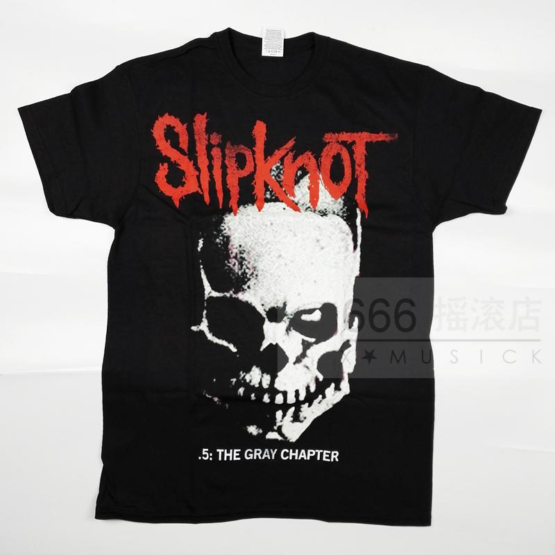 SLIPKNOT 官方原版 The Gray Chapter (TS-L)