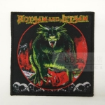 FLOTSAM AND JETSAM 官方原版 Doomsday (Woven Patch)