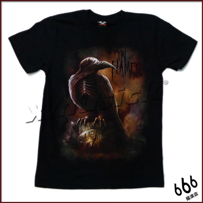 IN FLAMES - Playground (TS-XL) TTH1906