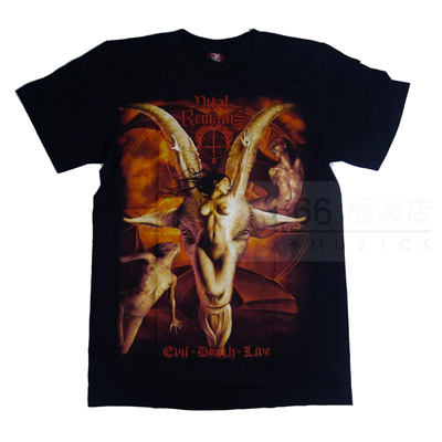 VITAL REMAINS - Evil (TS-XL)TTH1910