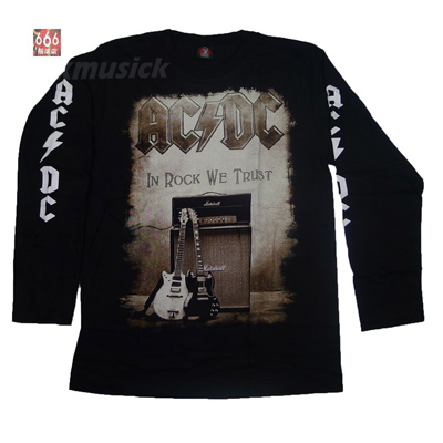 AC/DC - In Rock We Trust (LS-M) TTL1801