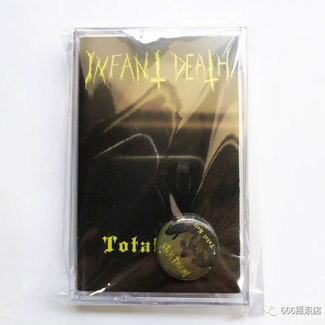 INFANT DEATH - Total Hell (Cassette)