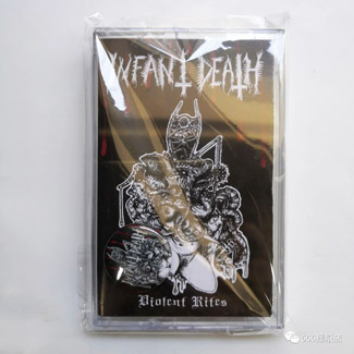 INFANT DEATH - Violent Rites (Cassette)