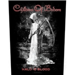 博多之子 (CHILDREN OF BODOM) 官方进口原版 Halo Of Blood 背标 (Back Patch)