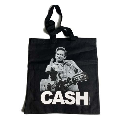 JOHNNY CASH 官方原版书包提袋