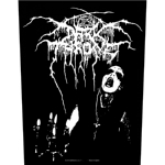 黑暗王座 (DARKTHRONE) 官方进口 Transilvanian Hunger 背标(Back Patch)