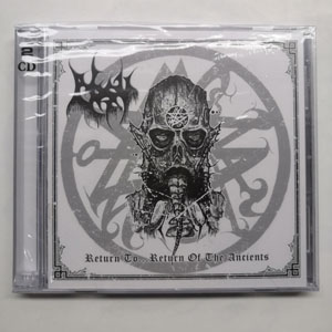 ABSU - Return To...Return Of The Ancients (2CD) 特价