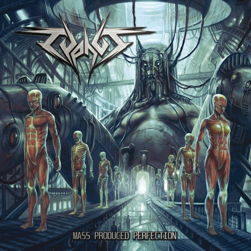 TYPHUS - Mass Produced Perfection