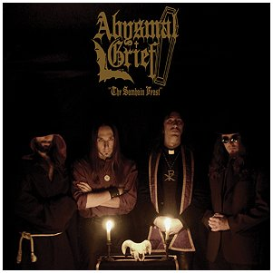 "ABYSMAL GRIEF - The Samhain Feast (7""EP)"