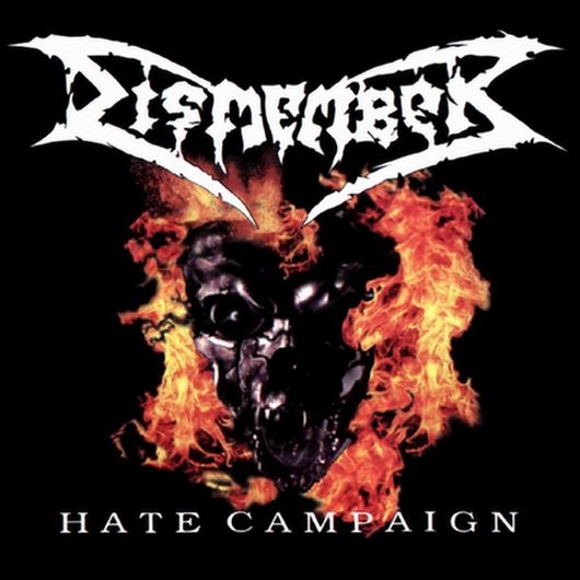DISMEMBER - Hate Campaign (Digipack)