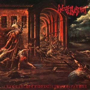 ENCOFFINATION - Ritual Ascension Beyond Flesh