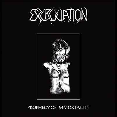 EXCRUCIATION - Prophecy of Immortality (2CD)