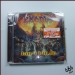 EXODUS - Blood In Blood Out 原封现货!