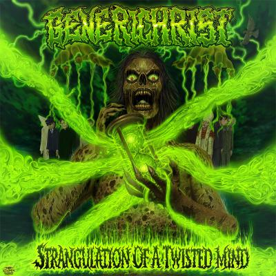 ADP046 GENERICHRIST - Strangulation Of A Twisted Mind