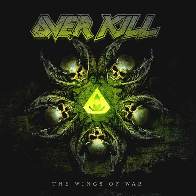 OVERKILL - The Wings of War (送海报)