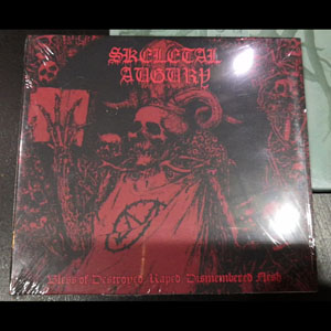 SKELETAL AUGURY (骸骨占卜) - Bless of Destroyed, Raped