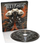 TESTAMENT - Brotherhood of the Snake (Ltd. Digibook)