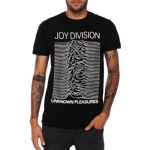 Joy Division 官方原版 Unknown Pleasures (TS-L)