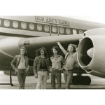 LED ZEPPELIN 官方正版出品 Airplane 挂旗 海报
