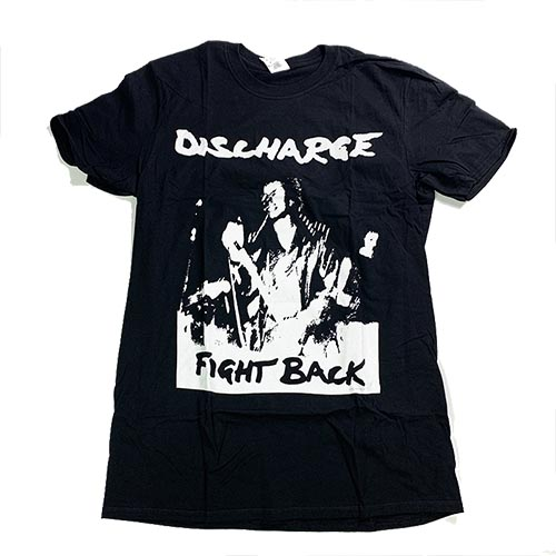 DISCHARGE 官方原版 Fight Back (TS-XL)
