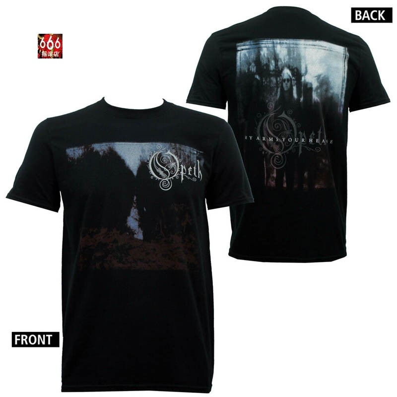 OPETH 官方原版 My Arms Your Hearse 2(TS-XL)