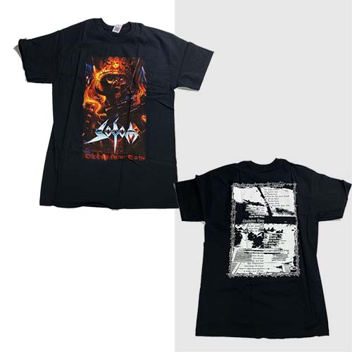 SODOM 官方原版 Decision Day (TS-XL)