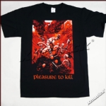 KREATOR 官方进口原版 Pleasure To Kill (TS-M)