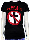 BAD RELIGION 官方原版女款 Cross Buter (TS-M)