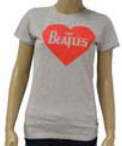 BEATLES, THE 官方原版女款 Heart (GS-M)