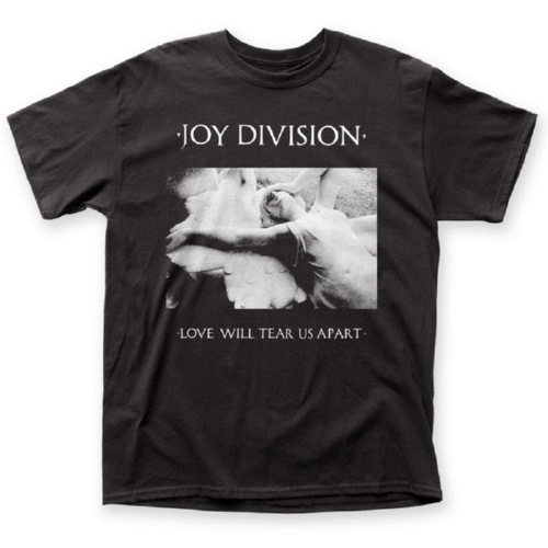 JOY DIVISION 官方原版 Love Will Tear Us Apart (TS-XL)