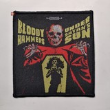 BLOODY HAMMERS 官方原版 Under Satan's Sun (Woven Patch)