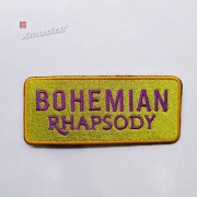 QUEEN 官方原版 Bohemian Rhapsody (Embroidered Patch)
